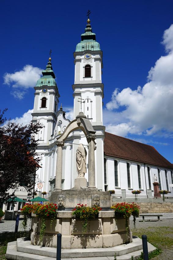 Messe kirche bad waldsee